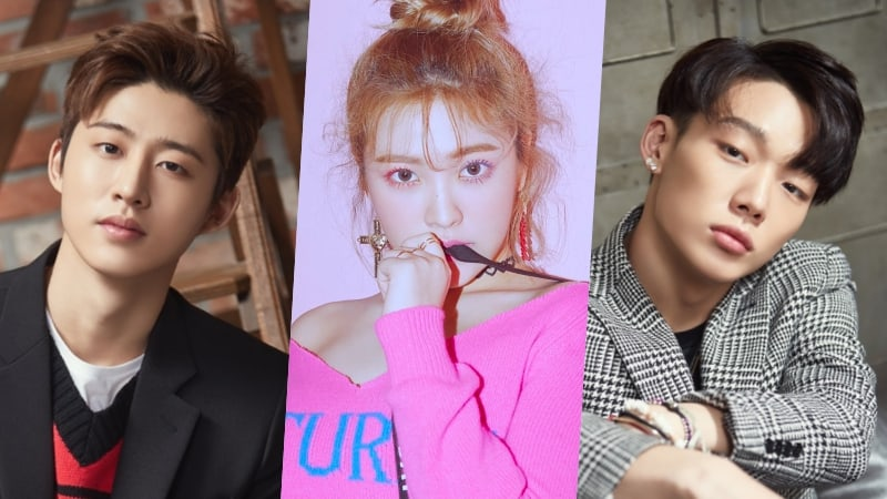 Ikon Bi Bobby Are Special Mcs For Show Music Core Ikonic City