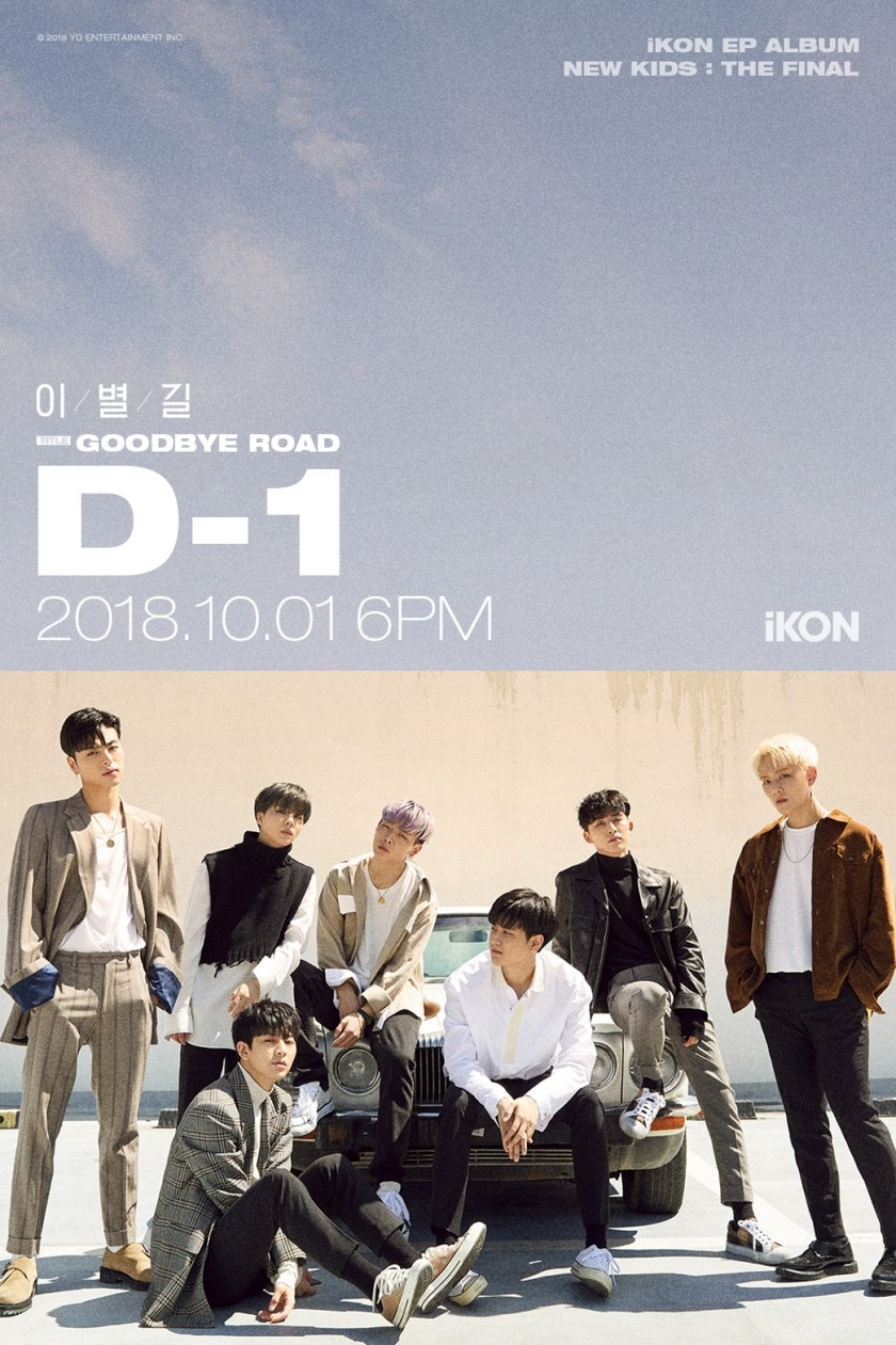 iKON is creating waves in Japan Oricon chart + Thailand